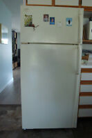 Fridge & Stove
