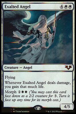 Lifegain Angel Deck - White MTG Magic the Gathering