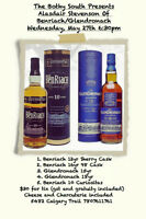 Benriach and Glendronach Whisky Presented by The Bothy South