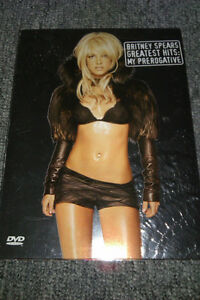Britney Spears DVD