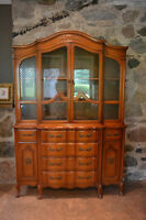 Antique French Display Cabinet..free delivery