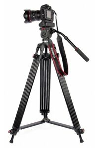 JY0508 Video Tripod for DSLR/Pro Cameras