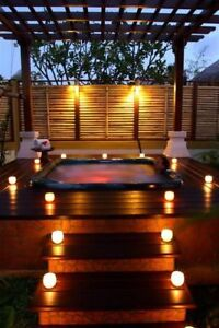 Bring a Garden Plug & Play Hot Tub Home for the Holidays on Sale