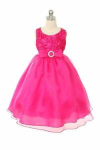 Size 1 - 14 assorted girls formal dresses The Gap Brisbane North West Preview