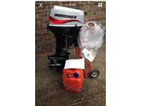 Mariner Tohatsu 30 HP short shaft immaculate BARGAIN just been serviced for £240
