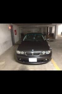 2005 BMW 325 ci m package