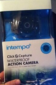 brand new water proof camera