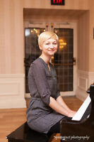 Book a Pianist for your Wedding or Event