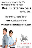 REAL ESTATE SUCCESS AT LC PLATINUM REALTY INC.