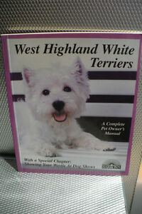 WEST HIGHLAND WHITE TERRIERS ( BOOK )