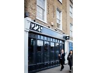 SERVICED OFFICE SHOREDITCH HIGH STREET E1 6PN for 3-4 Available Now for £1150 pm