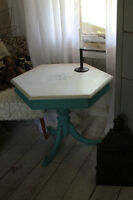 Antiqued Table