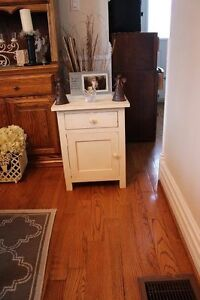 Solid pine small cabinet