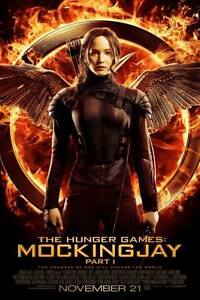 *NEW* Blu-Ray - Hunger Games, Mocking Jay Part 1