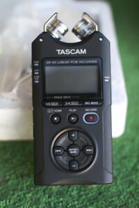 Tascam DR-40 Mint condition barely used