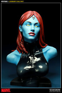 Sideshow Collectibles Marvel Mystique Legendary Scale Bust