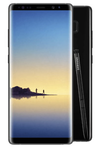 PERFECT Samsung Galaxy Note 8 UNLOCKED trade for Apple iPhone X