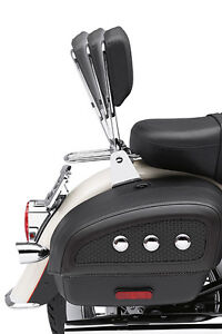 Softail® Adjustable Recline Side plates in Chrome