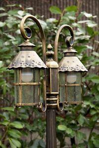 Cand labre classique lampadaire ext rieur lampe sur pied - Lampadaire de jardin sur pied ...