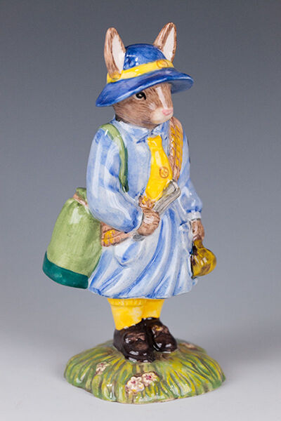 How to Buy Royal Doulton Bunnykins Figurines on eBay