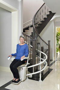 Stair Lifts - All Types and Styles (Local Trusted) Kitchener / Waterloo Kitchener Area image 1