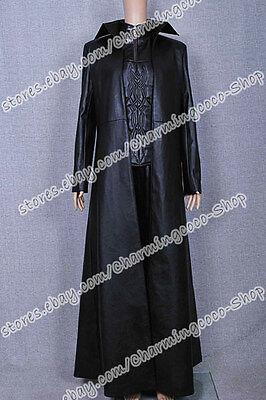 Underworld Selene Cosplay Costume Black Coat Suit Halloween Party Wear Whole - Underworld Halloween Costume