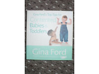 Gina Ford's Top Tips for Contented Babies & Toddlers. Very good condition.