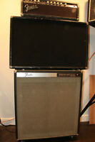 Cabinet Fender Super Showman XFL1000