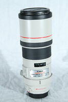 Canon 300mm F4 IS  $900.00 OBO