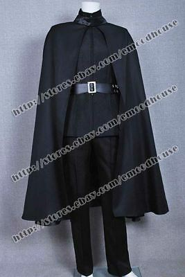 V for Vendetta Hugo Weaving V Cosplay Kostüm Anzug Jacke Mantel Halloween Outfit