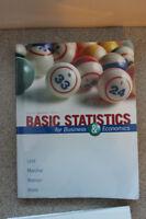 Basic Statistics for Business & Economics - Lind
