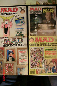 MAD SPECIAL MAGAZINES