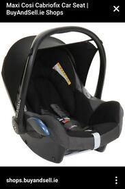Maxi Cosi from birth car seat