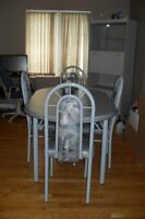 Dining room set ONLY 80$