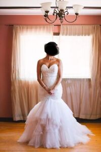Madison James - Wedding Dress - Dry Cleaned