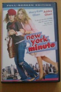 New York Minute DVD