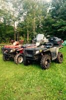2010 And 2008 Sportsman Sell/Trade Together Or Separate
