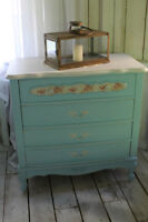 Shabby French Provincial Dresser