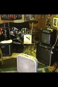 Band rehearsal space for rent hourly. Kawartha Lakes Peterborough Area image 1