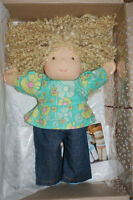 Waldorf Bamboletta Dolls Authentic, New In Box