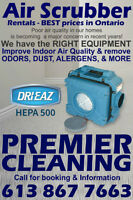 AIR SCRUBBER AIR CLEANING NEGATIVE AIR MACHINES