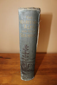 The Maritime Alps and Their Seaboard 1885 London Ontario image 1