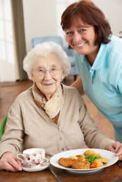 SENIOR CARE AVAILABLE - FULL AND PART TIME