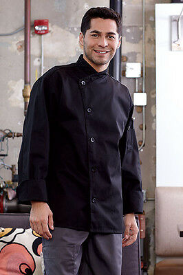 - Rio chef coat, white, black or red, sizes from XS to 6XL, 0482