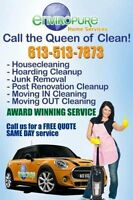 HOUSE AND HOME CLEANING LIKE NO OTHER!