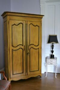 Antique Style French Armoire - delivery available