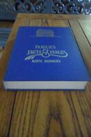 Families facts and fables- minto memories