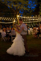 Outdoor Wedding--Rustic and Private