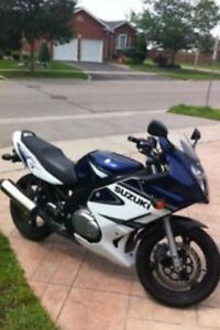 2006 SUZUKI GS500F for sale LOW KM's