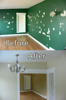 Spruce up your home with paint!